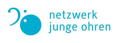 Logo netzwerk junge ohren