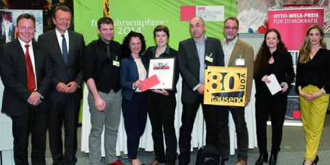 Foto Otto-Wels-Preis Foto Bildschoen-Trenkel
